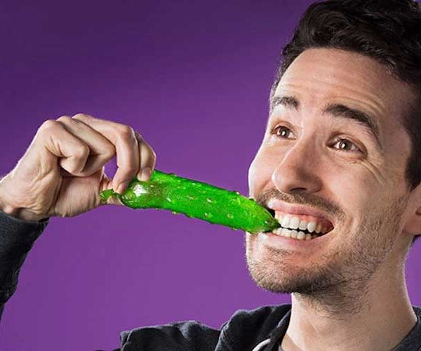 The Gummy Pickle is the Greatest Gummy Since the Bear