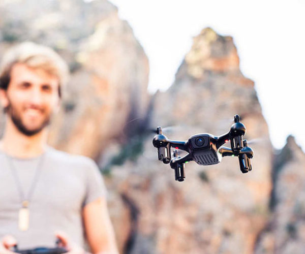 The Fader Stealth Is a Lightweight, Stealthy, and Inexpensive Mini Drone