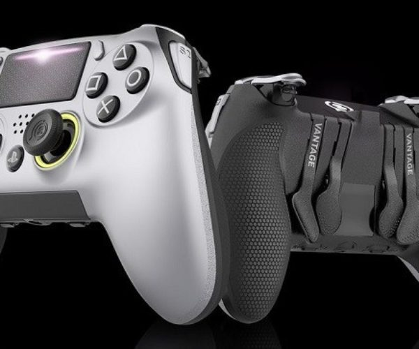 Scuf Vantage PS4 Controller Lets Players Customize to Their Heart's Content