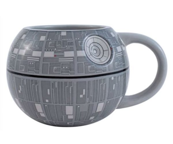 Death Star Ceramic Coffee Cup: That's No Mug!