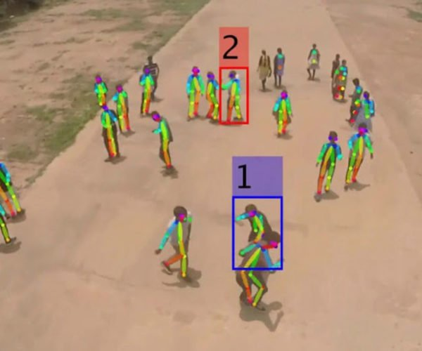 AI Drone Can Detect Violence at Ground Level