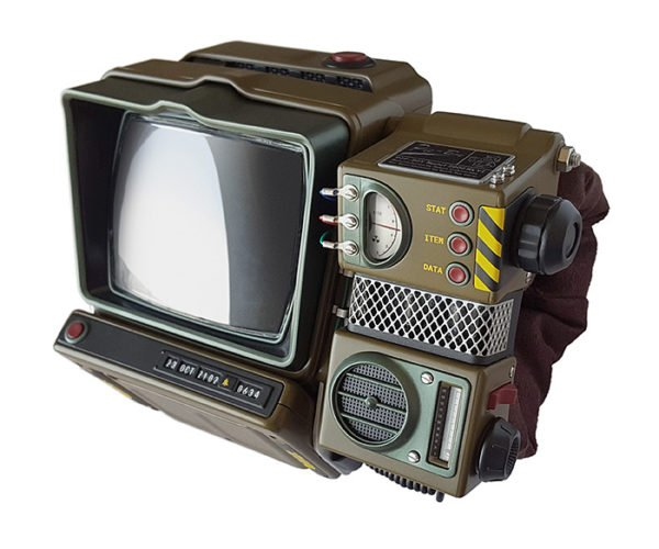 Fallout 76 Pip-Boy 2000 Mk VI Construction Kit Transports You to the Wasteland