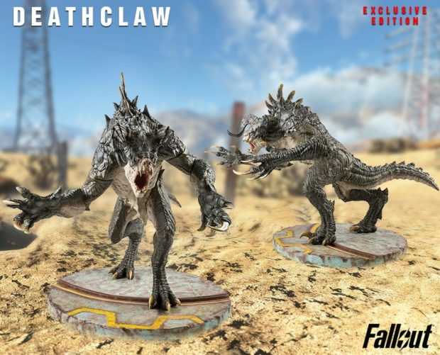 how to kill deathclaw fallout 4 concord