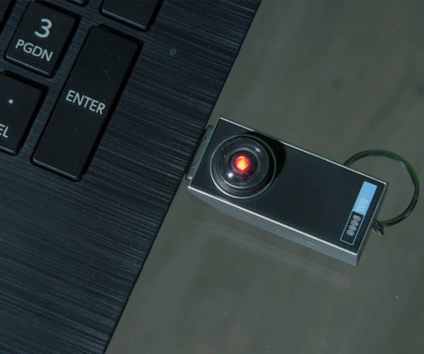 HAL 9000 USB Drive: Open the Drive Bay Doors, HAL