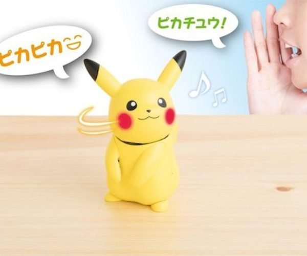 HelloPika Pikachu Talking Robot Toy: Pika! Pika!
