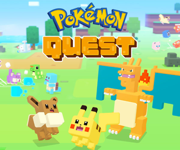 Pokemon Quest Comes to iOS and Android