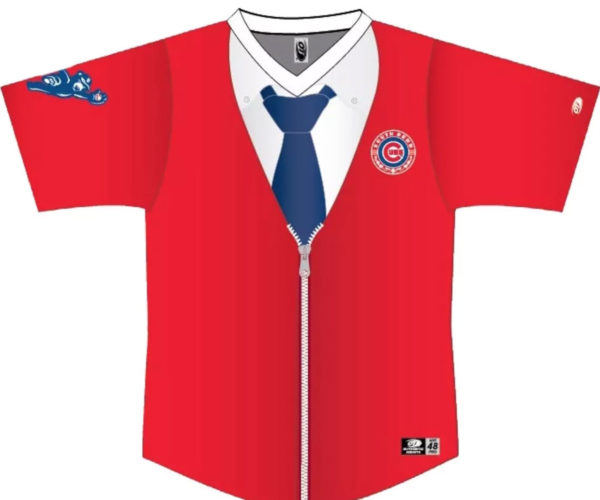 Minor League Baseball Team to Wear Mister Rogers' Cardigan Jerseys