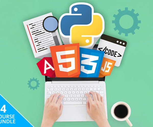 Learn Back-end Web Development with This Comprehensive Bundle