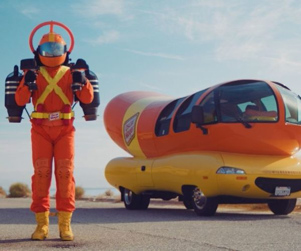 Oscar Mayer Adds a JetPack to Its Wienermobile Fleet