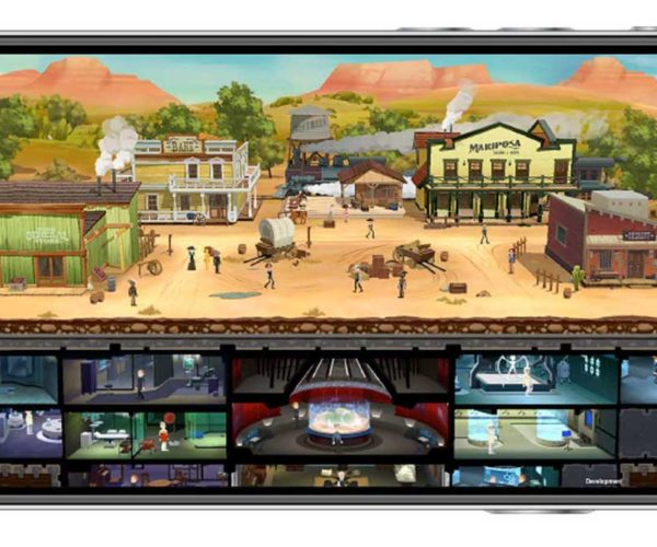 Westworld Mobile Game Won't Freeze All Motor Functions