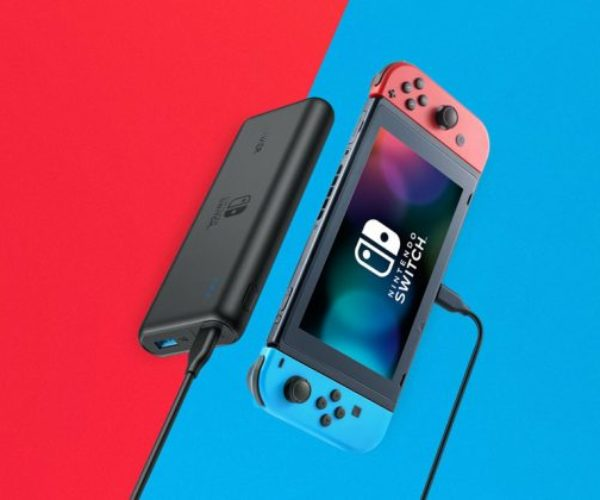 Anker Nintendo Switch Portable Charger Offers Official Nintendo Power