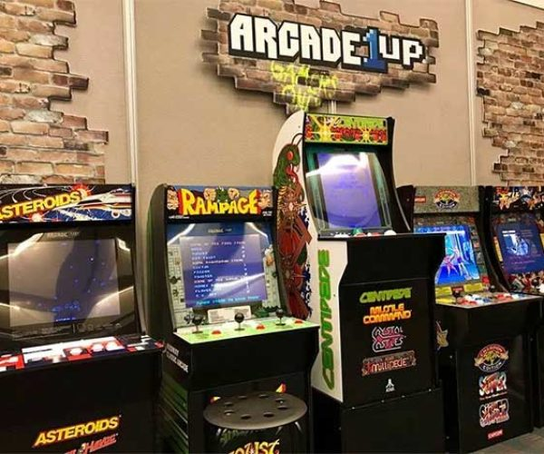 Arcade 1UP 3/4 Scale Arcade Cabinets Let You Live Your Ricky Schroder Dreams