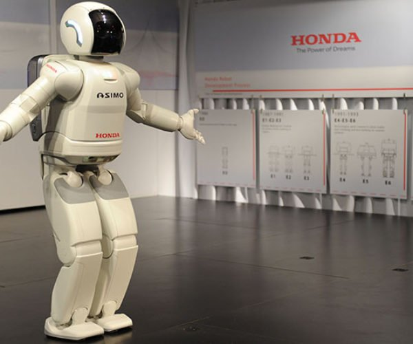 Honda's Adorable Asimo Robot Is Retiring