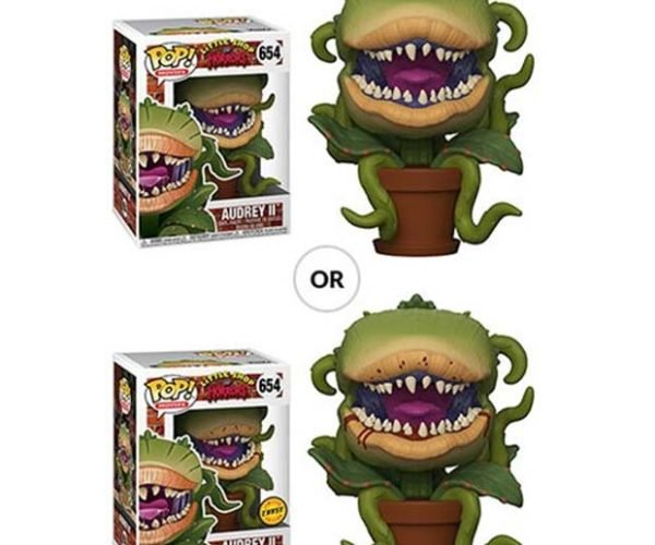 Little Shop of Horrors Audrey II POP! Figure Might Eat Your Other Funko Toys for Dinner