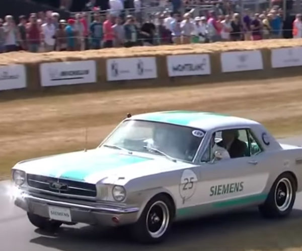 Autonomous 1965 Mustang Drives Worse Than My Drunken Grandfather