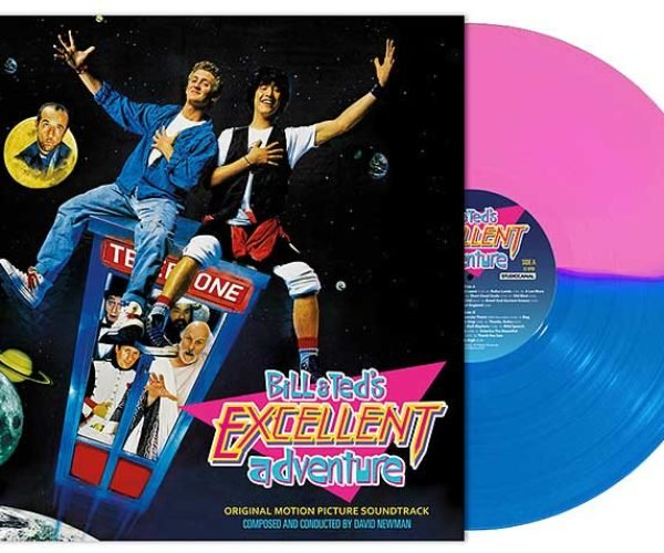 Bill & Ted's Excellent Adventure Vinyl LP: No Way! Way!