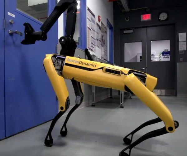 Boston Dynamics Hopes to Produce 1,000 Robots a Year by 2019