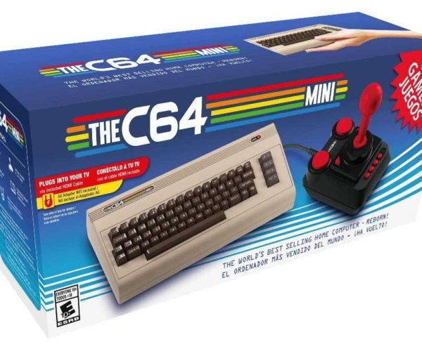 Mini Commodore 64 Gets Another Launch Date