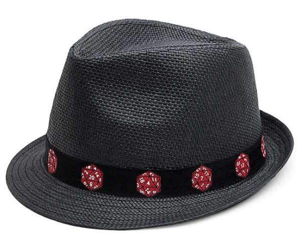 D20 Hat Gives You 1-in-20 Chance of Not Looking Like a Hipster Doofus