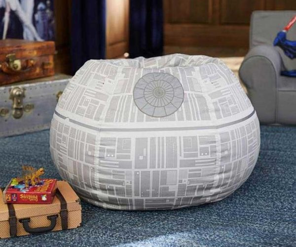 Death Star Beanbag: That's No Chair!