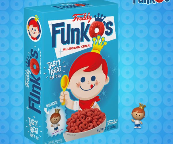 FunkO's Cereal Has the Coolest Toys in the Box