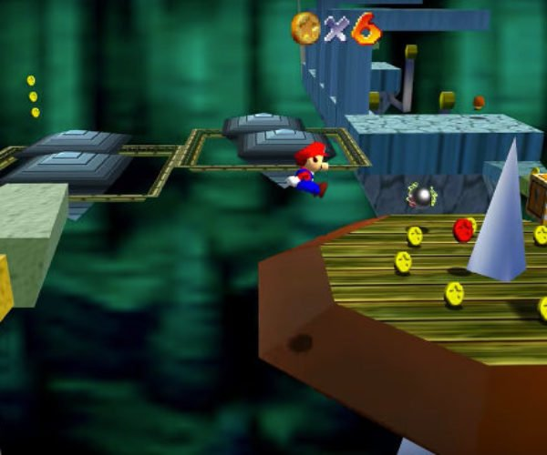Mario 64 Modded to Play at 60 Frames per Second Looks Beautiful