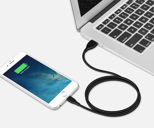 Say Goodbye to Frayed Cables Forever with the Syncwire UNBREAKcable