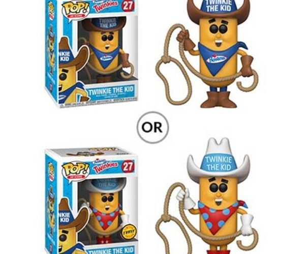 Funko Twinkie the Kid POP! Figure Isn't the Last Twinkie on Earth