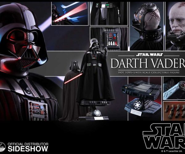Hot Toys Darth Vader Special Edition 1/4 Scale Figure: The Dark Side Wants Your Dollars