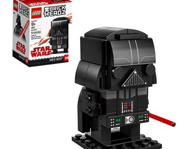 LEGO BrickHeadz Darth Vader: Come to the Block Side
