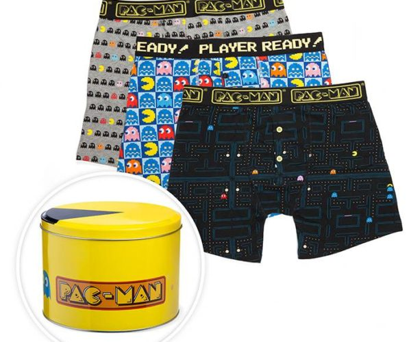 I've Got Pac-Man Fever, And The Only Cure Is These Boxer Briefs