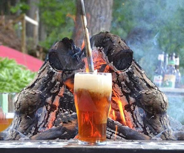 Campfire Beer Caramelizer Wants to be your Cold Weather Friend