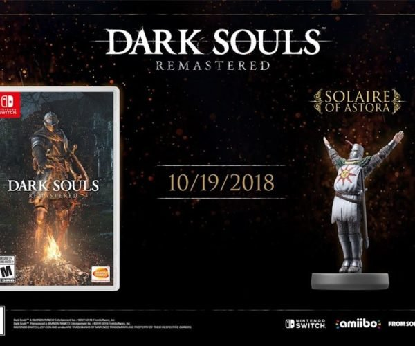 Dark Souls: Remastered for Nintendo Switch Finally Gets a Release Date