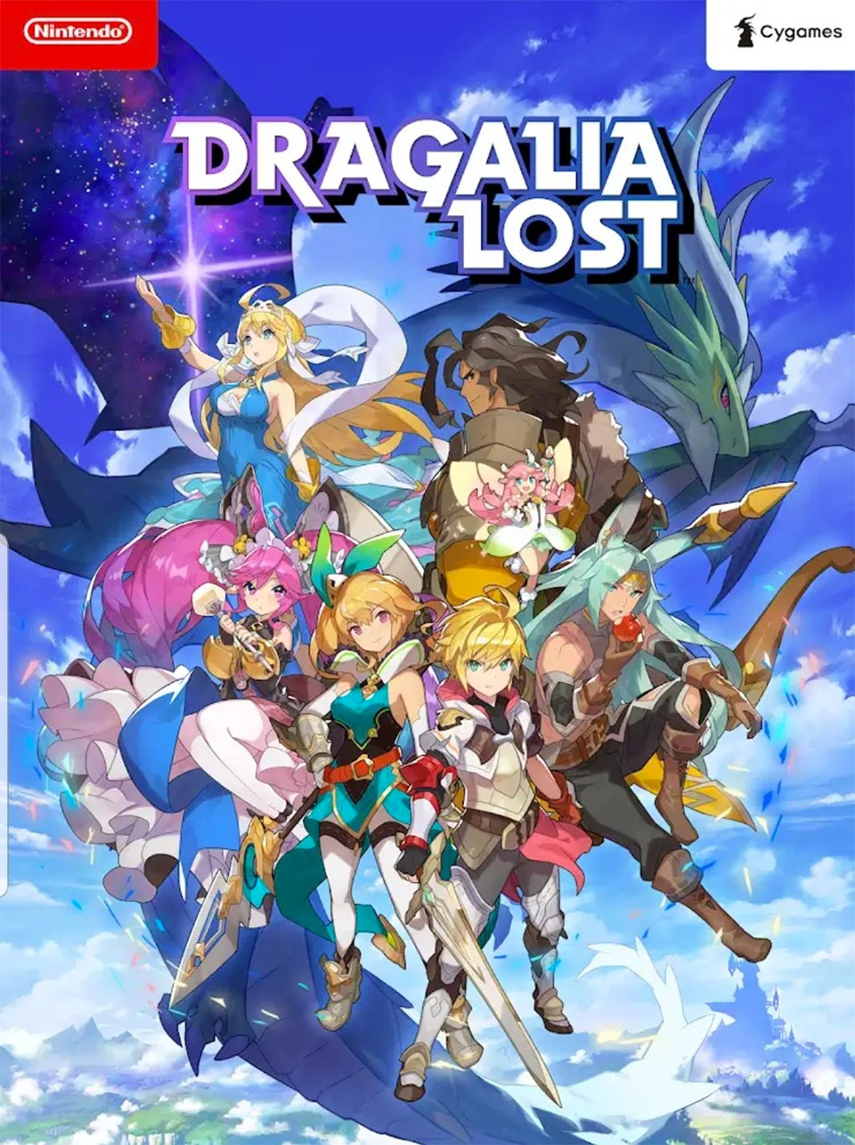 Nintendos New Mobile Game Dragalia Lost Release Date Announced