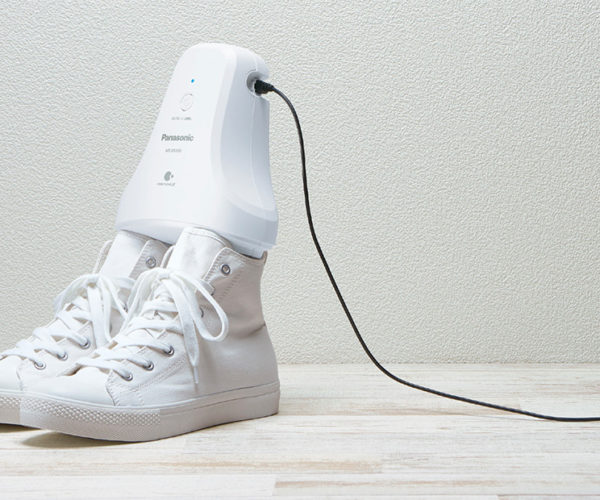 This Panasonic Gadget Will Get the Stink Out of Your Shoes