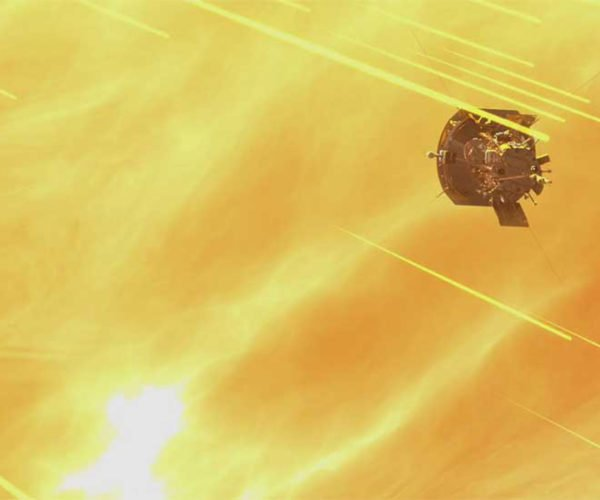NASA's Parker Solar Probe Could Hit Speeds up to 430,000 mph