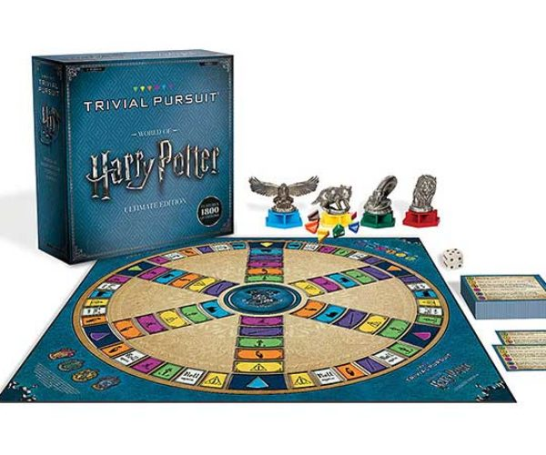 Harry Potter Ultimate Trivial Pursuit: Trivias Pursuitas!