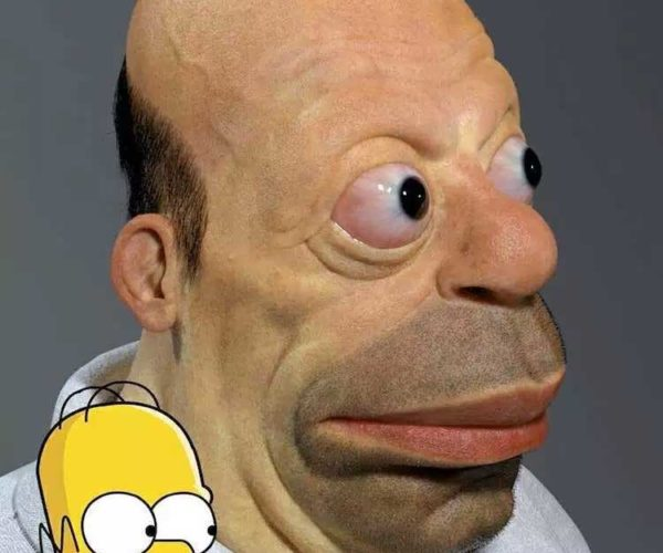 Real Life Homer Simpson: The D'oh of Your Nightmares