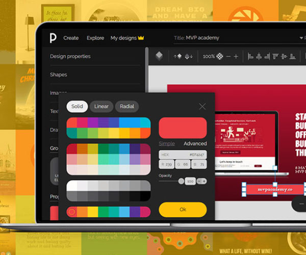 Make Awesome Graphic Designs Without Any Experience Using PixTeller Pro