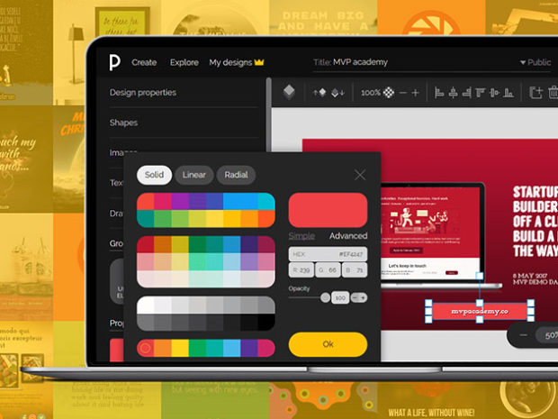 Make Awesome Graphic Designs Without Any Experience Using PixTeller Pro - Technabob