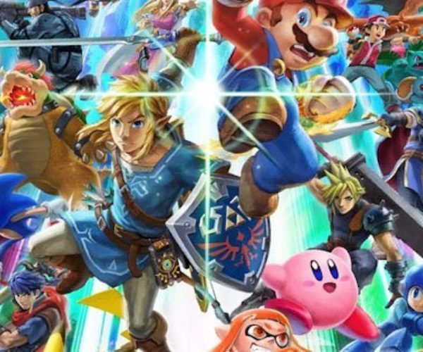 Super Smash Bros. Nintendo Switch Bundle Leaked