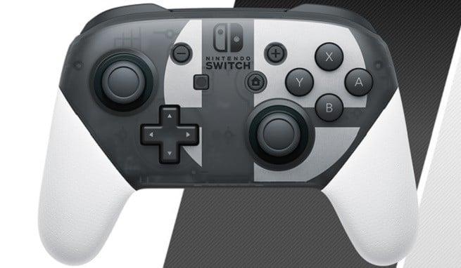 Super Smash Bros  Ultimate Edition Nintendo Switch Pro