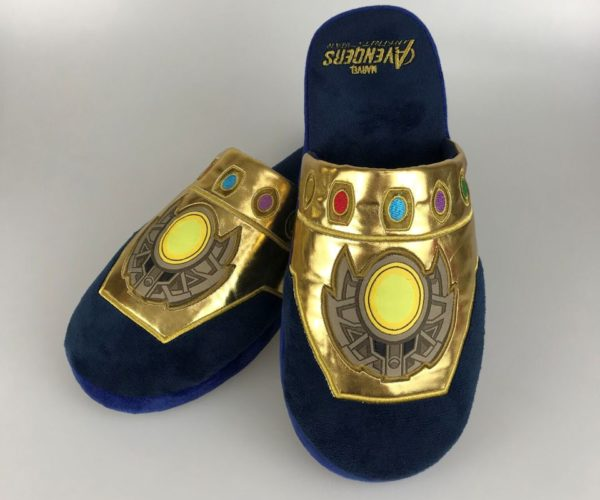 Infinity Gauntlet Slippers: The Power to Rule the Floor