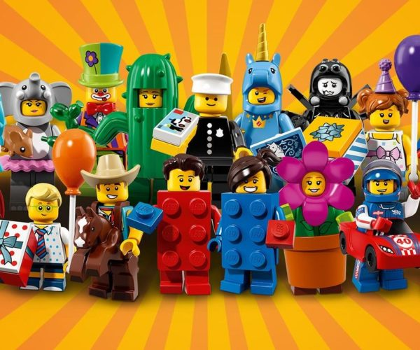 40 Years of LEGO Minifigures