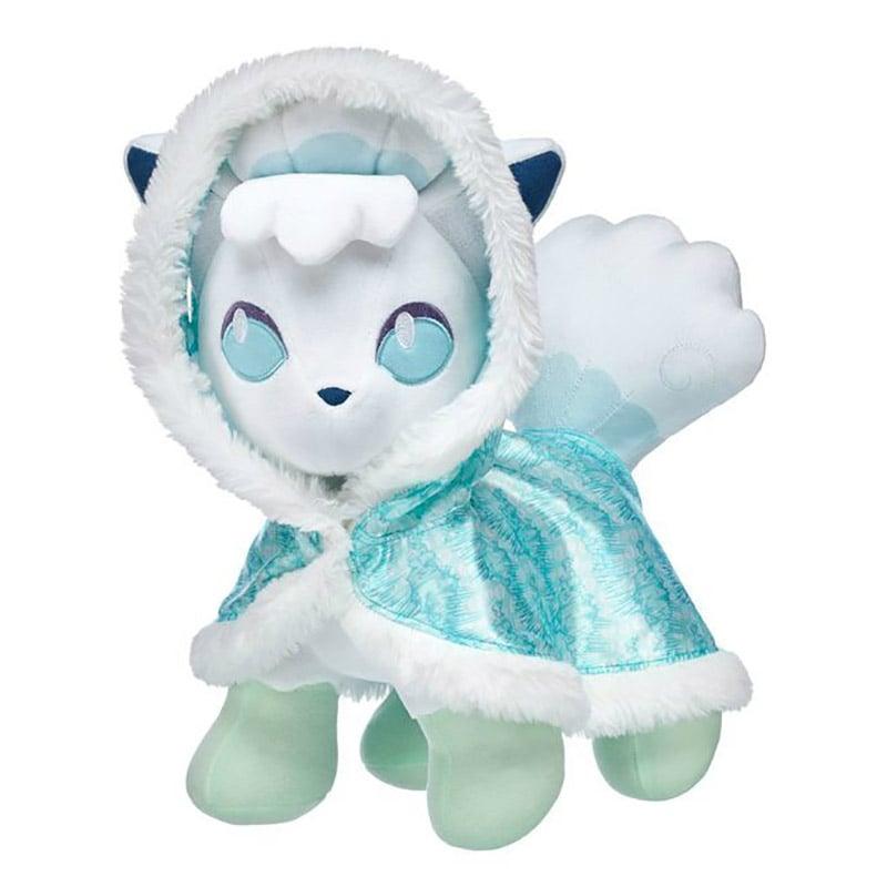 Adorable Alolan Vulpix Pokémon Build-A-Bear: What's the Fox Say?