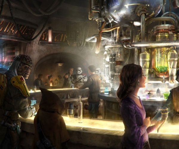 Disneyland Star Wars Cantina Will Serve Booze, Not Droids