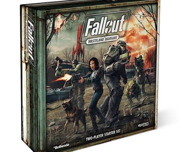 Fallout: Wasteland Warfare Board Game Won't Give You Rad Poisoning