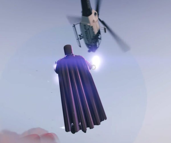 You Can Play as Magneto in Grand Theft Auto V