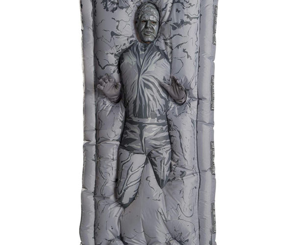 Star Wars Han Solo in Carbonite Halloween Costume
