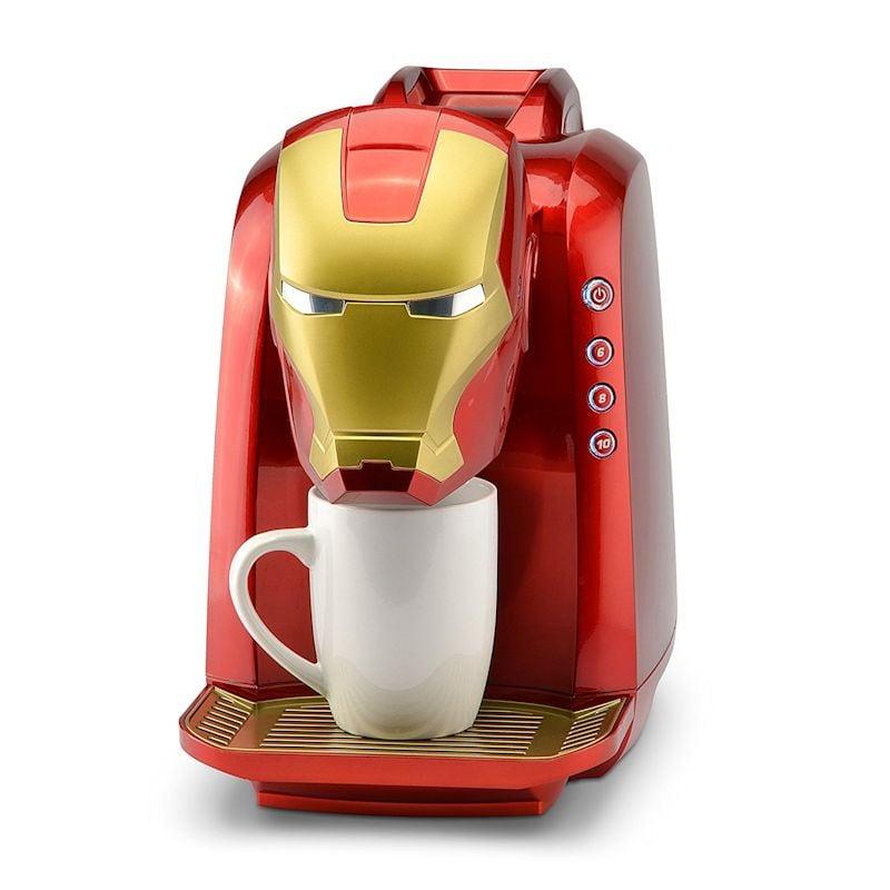Iron Man Coffee Maker Ill Take My Coffee Stark With Two Sugars